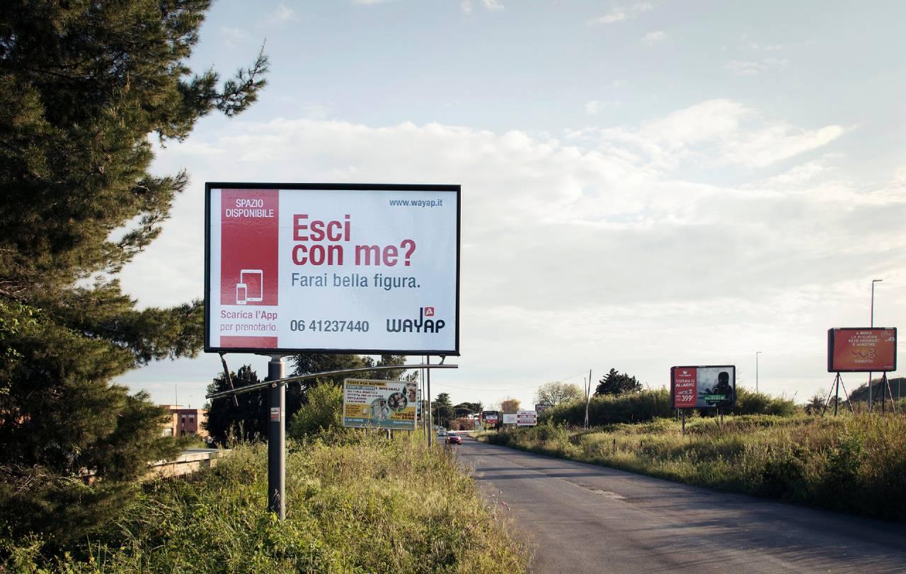 cartellonistica pubblicitaria per grandi aziende e poi italiane