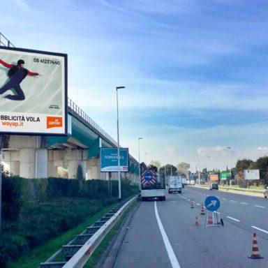 Affissioni pubblicitarie a Firenze e Prato