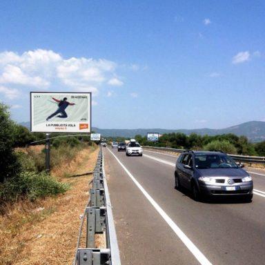 Cartelli pubblicitari Sardegna Pubblicità su strada