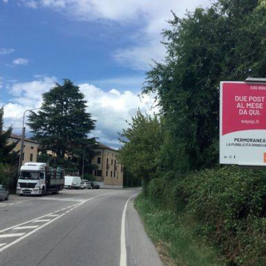 Impianto pubblicitario Vicenza SP 248 MAROSTICANA