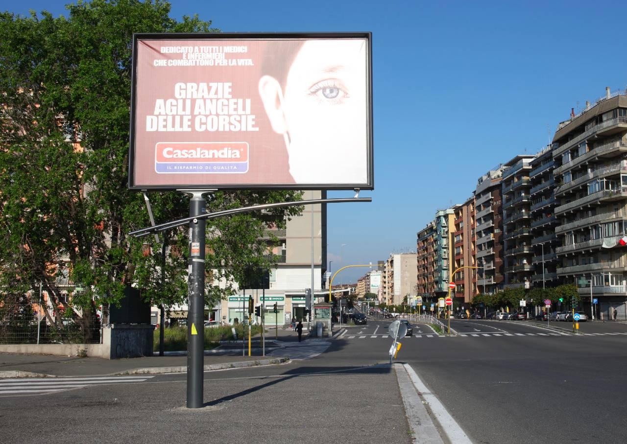 L'impianto Underline di Wayap | cartellonistica pubblicitaria per grandi aziende