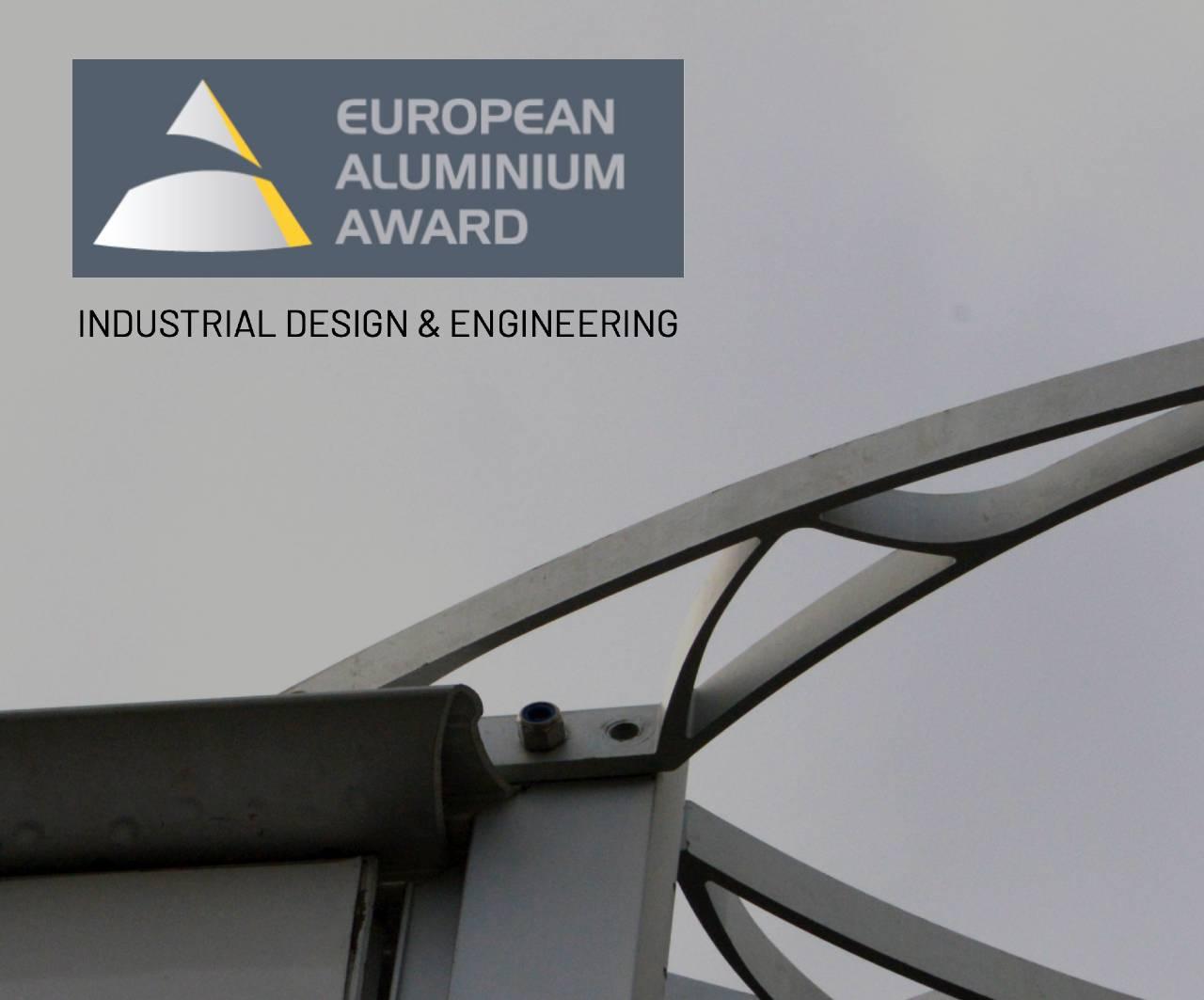 Wayap vince l'European Aluminium Award come miglior impianto per la pubblicità esterna